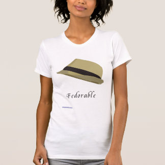 I m Fedorable Tees