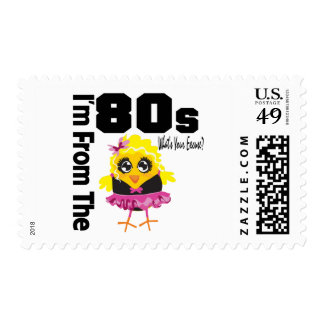 I m From the 80s What s Your Excuse Postage Stamps