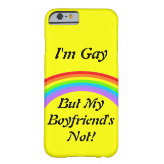 I m Gay Case iPhone 6 Case
