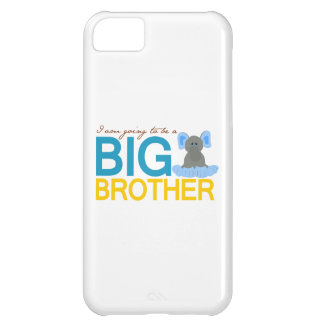 I m Going to be a Big Brother Elephant iPhone 5C Case