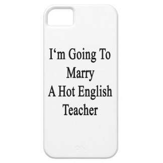 I m Going To Marry A Hot English Teacher iPhone 5/5S Cases