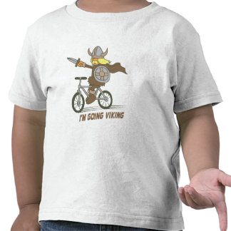 I m Going Viking T-shirts