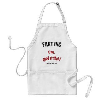 "I""m good at that. adult apron"