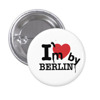 I m hearted by Berlin Pin