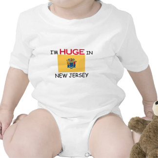 I m HUGE In NEW JERSEY T-shirt