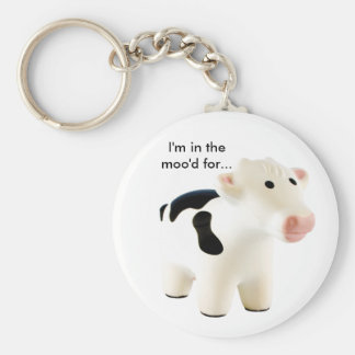 I m in the moo d for keychain