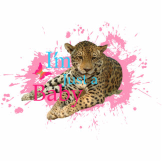 i m just a baby cutout