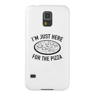 I'm Just Here For The Pizza Galaxy S5 Case