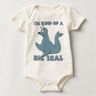 I'm Kind Of A Big Seal shirt