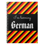 "[ Thumbnail: ""I'M Learning German"" Notebook ]"