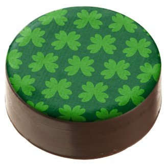 I'm Lucky Clover Chocolate Covered Oreo