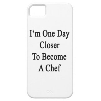 I m One Day Closer To Become A Chef iPhone 5 Covers