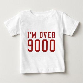 I'm Over 9000 Baby T-Shirt