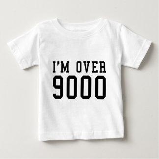 I'm Over 9000 T-shirts