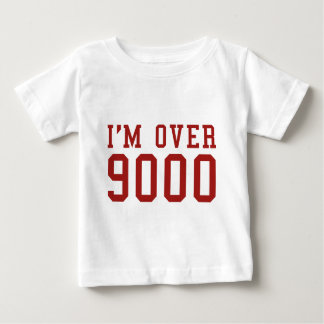I'm Over 9000 T Shirt