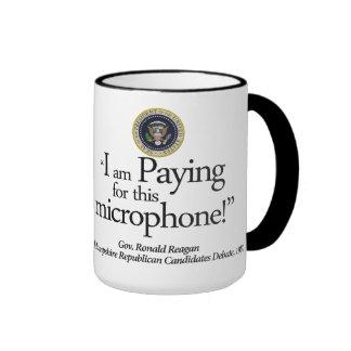 """I.m PAYING for this microphone!"" Mug (rsd-u15)"