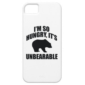 I'm So Hungry, It's Unbearable iPhone SE/5/5s Case