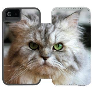 I'm So Serious Today! Incipio Watson™ iPhone 5 Wallet Case