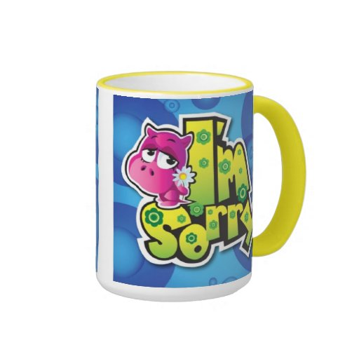 I`m Sorry Mug