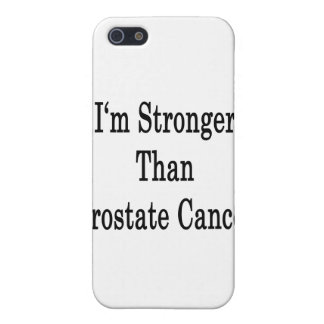 I m Stronger Than Prostate Cancer Cases For iPhone 5