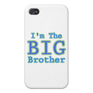 I m the Big Brother Cases For iPhone 4