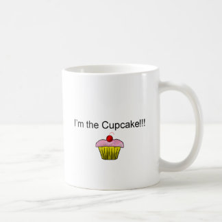 I'm the Cupcake!!! with Sprinkles Mugs