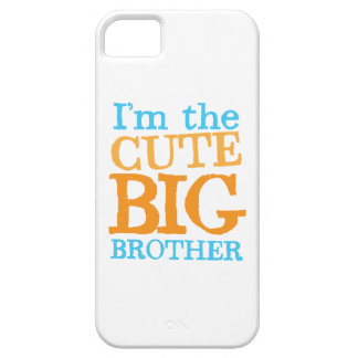 I m the CUTE Big brother iPhone 5 Covers