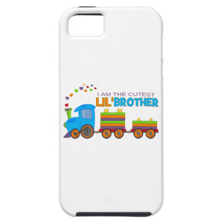 I m the cutest Lil Brother iPhone 5 Case