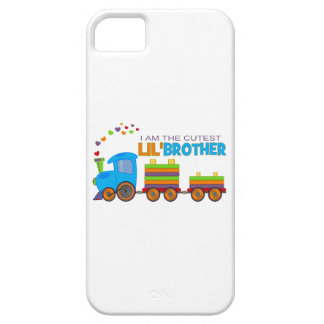 I m the cutest Lil Brother iPhone 5 Covers