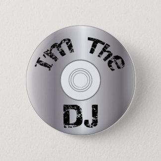 I.m The DJ Button Badge