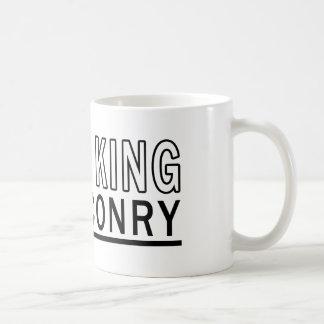 I m The King Of Falconry Coffee Mugs