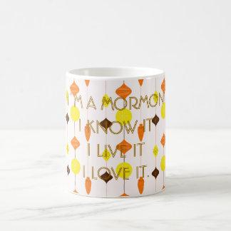 I´m to mormon. coffee mug