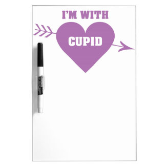 I'M WITH CUPID message board