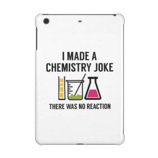 I Made A Chemistry Joke iPad Mini Cover