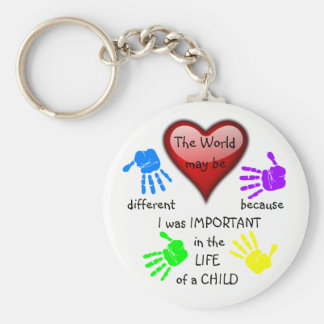 I Made A Difference ~ Keychain.1 Keychain