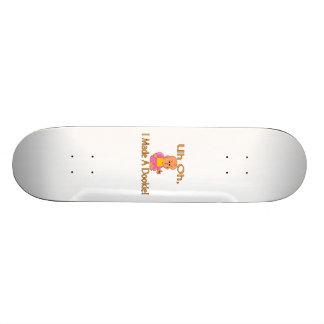 I Made A Dookie Skateboard Deck