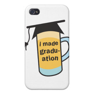 I made it to Graduation CHEERS! iPhone 4/4S Cover