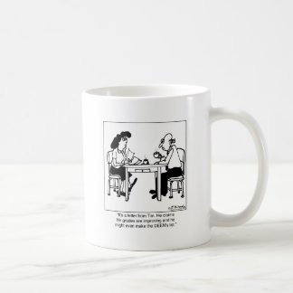 I Made The Deen's List Classic White Coffee Mug