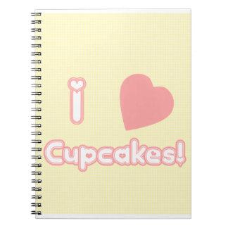 ¡I magdalenas del corazón! Cuaderno