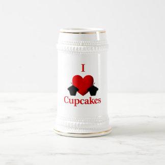 I magdalenas del corazón jarra de cerveza
