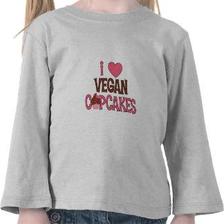 I magdalenas del vegano del corazón camisetas