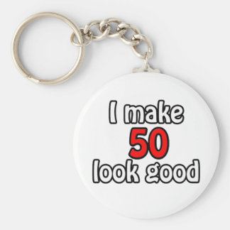 I make 50 garlic good keychain