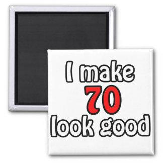 I make 70 garlic good magnet