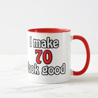I make 70 garlic good mug