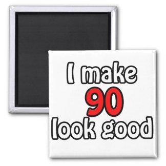 I make 90 garlic good magnet