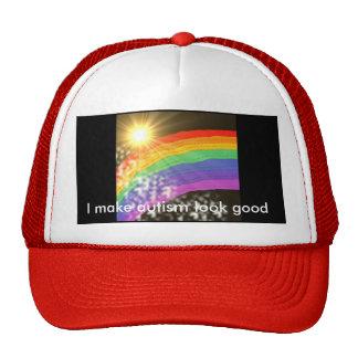 I make autism look good mesh hats