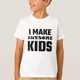 I Make Awesome Kids T-Shirt