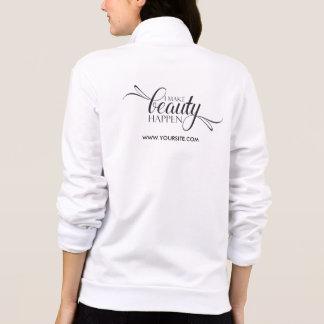 I Make Beauty Happen - Personalize it! Jacket