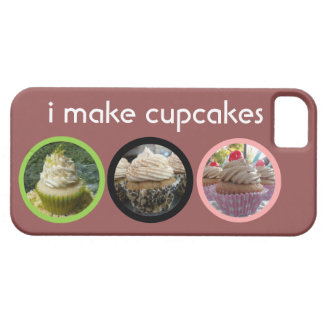 I Make Cupcakes iPhone SE/5/5s Case