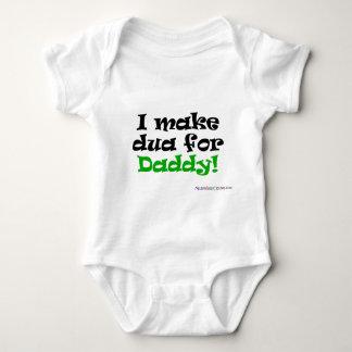 I make Dua for Daddy! Baby Bodysuit